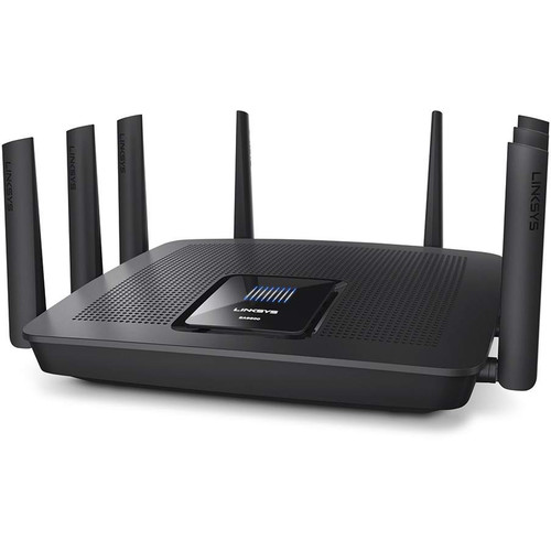 Linksys EA9500 Tri-Band Wireless-AC5400 MAX-STREAM MU-MIMO Gigabit Router