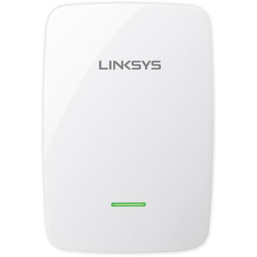 Linksys RE4100W N600 Dual Band Wi-Fi Range Extender
