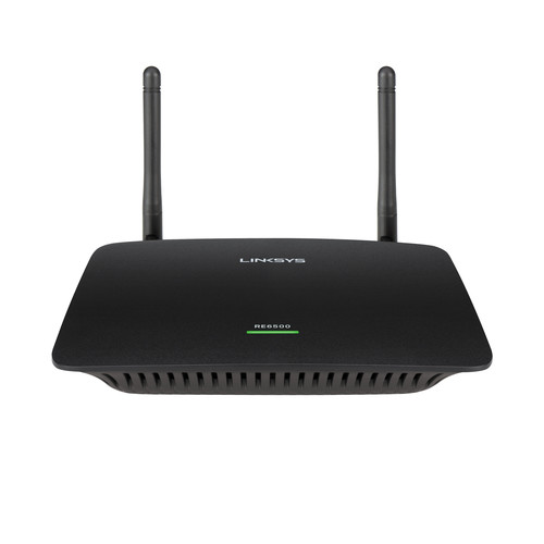 Linksys RE6500 Dual Band Wireless AC Range Extender