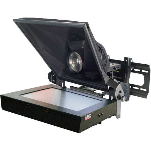 """Listec Teleprompters PTZ-2015PT-W 15"""" LED Wall-Mount Teleprompter"""