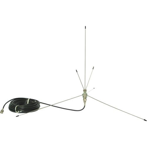 Listen Technologies LA-107 Ground Plane Remote Antenna (216 MHz)