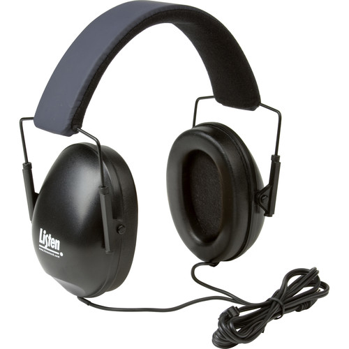 Listen Technologies LA-171 Noise Reduction Headphones