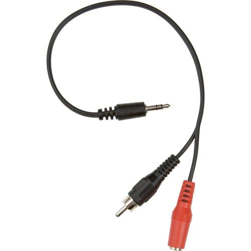 Listen Technologies LA-263 Line/Mic Y Input Cable for LT-700