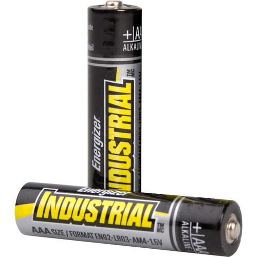 Listen Technologies LA-361 High Capacity AA Alkaline Batteries (Pack of 2)