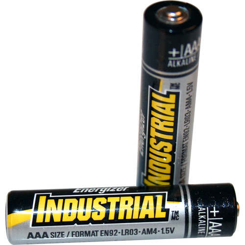 Listen Technologies LA-363 High Capacity AAA Alkaline Batteries (Pack of 2)