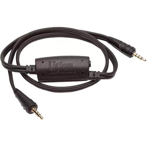Listen Technologies LA-430 Intelligent Earphone Neck Loop Lanyard