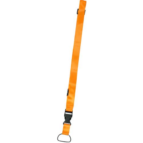 Listen Technologies Breakaway Lanyard (Orange)