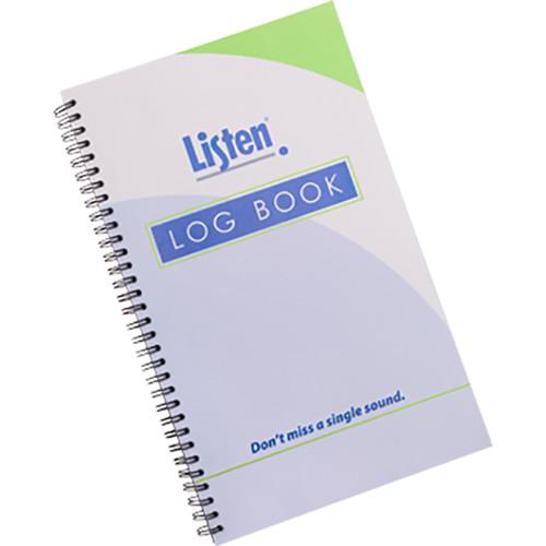 Listen Technologies Dispensing Log Book