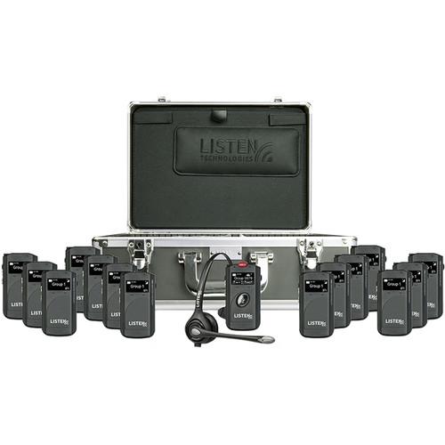 Listen Technologies ListenTALK GR16 System