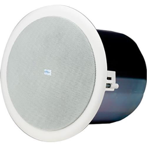 "Listen Technologies Plenum-Rated Ceiling Speaker (6"")"