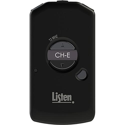 Listen Technologies Advanced Intelligent DSP RF Receiver (72 MHz)
