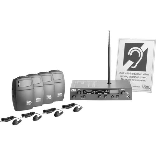 Listen Technologies Basic Listen RF System (72 MHz)