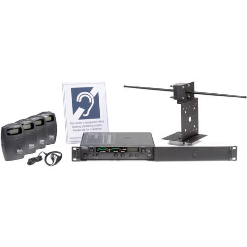 Listen Technologies Performance RF System (216 MHz)