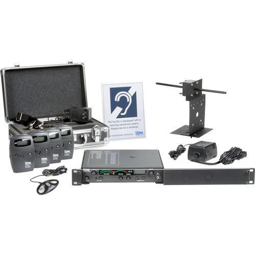 Listen Technologies Advanced Installed RF System (216 MHz)