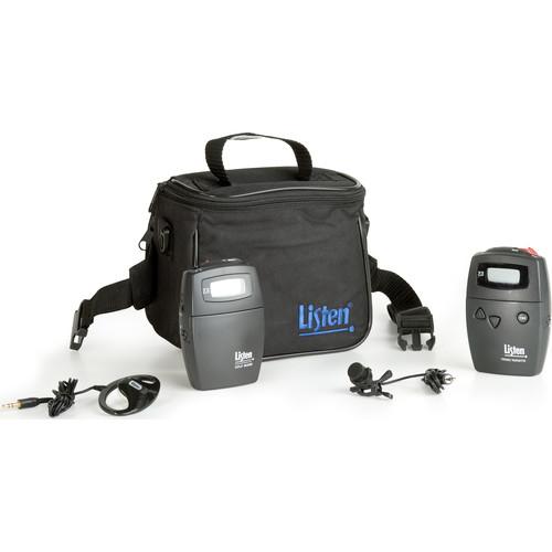 Listen Technologies Personal RF System (216 MHz)