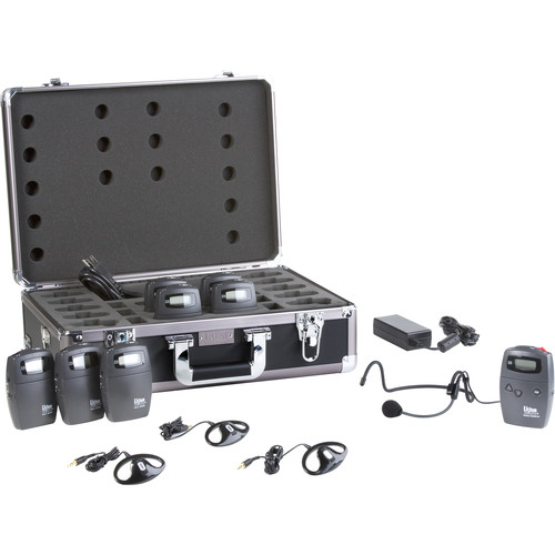 Listen Technologies 30-Person Portable RF System (216 MHz)