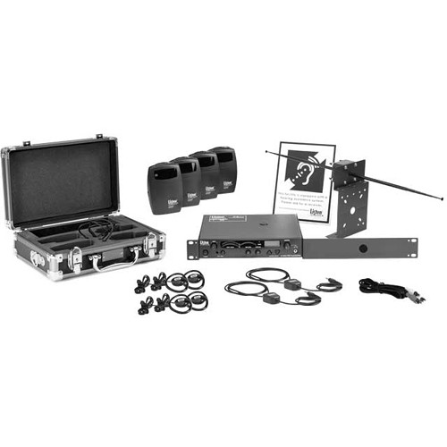 Listen Technologies Essentials Level III Stationary RF System (72 MHz)