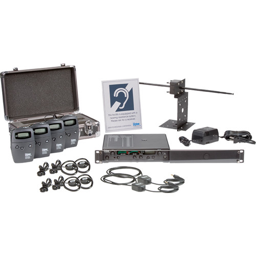 Listen Technologies Ultimate Level III Stationary RF System (216 MHz)