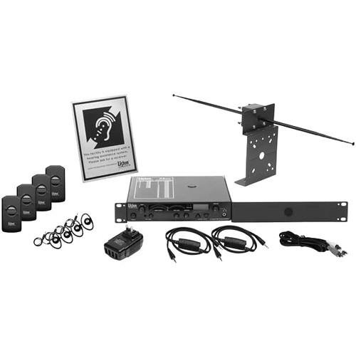 Listen Technologies iDSP Prime Level II Stationary RF System (72 MHz)
