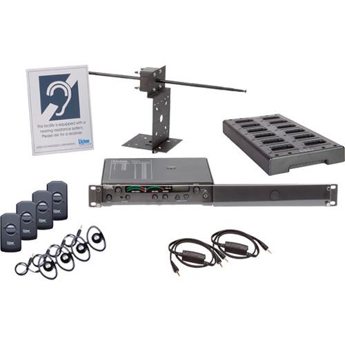 Listen Technologies iDSP Advanced Level III Stationary RF System (72 MHz)