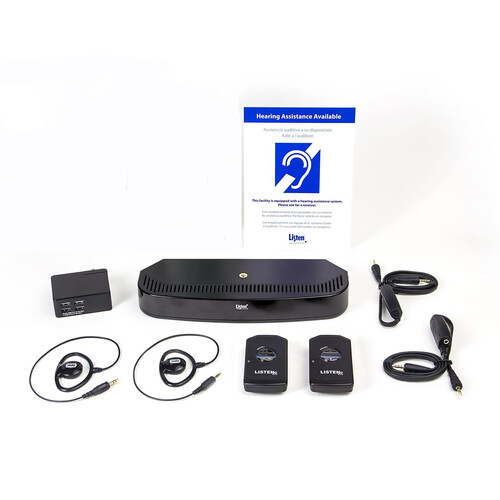 Listen Technologies ListenIR iDSP Level I System