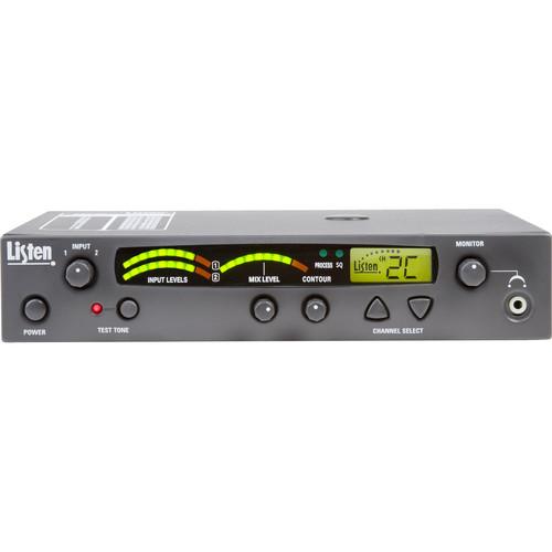 Listen Technologies LT-800-072 Stationary RF Transmitter (72 MHz)