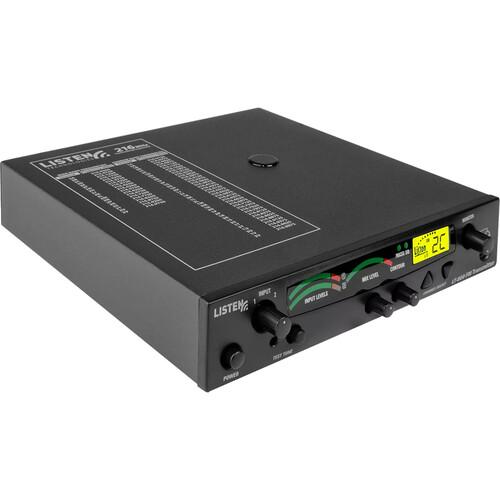 Listen Technologies Stationary RF Transmitter (216 MHz)