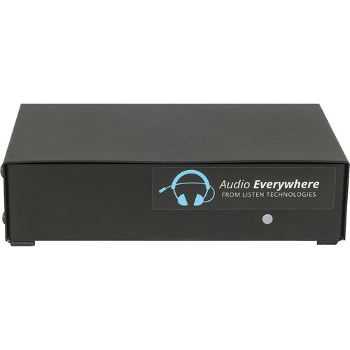 Listen Technologies MX5-1 Audio Everywhere 2-Channel Wi-Fi Server