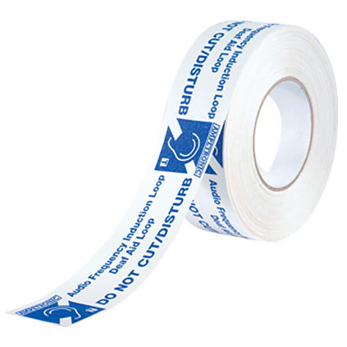 Listen Technologies Adhesive Installation/Warning Tape 164' (50M)