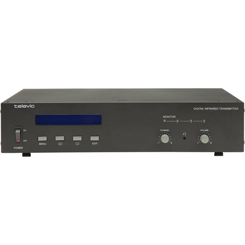 Listen Technologies Digital IR 16-Channel Transmitter
