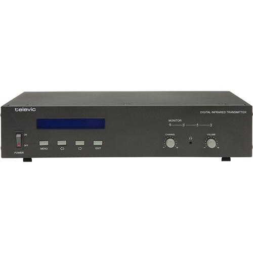 Listen Technologies Digital IR 8-Channel Transmitter