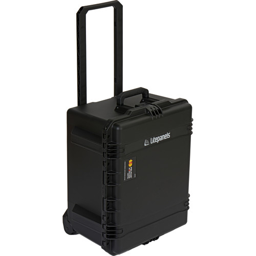 Litepanels Duo Travel Case with Cut Foam for 2 Astra Lights (Black)