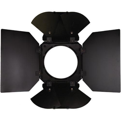 Litepanels 4-Way, 8-Leaf Barndoor Set for Sola 12 and Inca 12 LED Fresnels