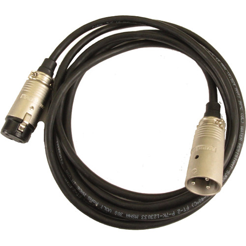 Litepanels Extension Cable for Sola 12, Inca 12, Hilio Daylight and Tungsten Lights