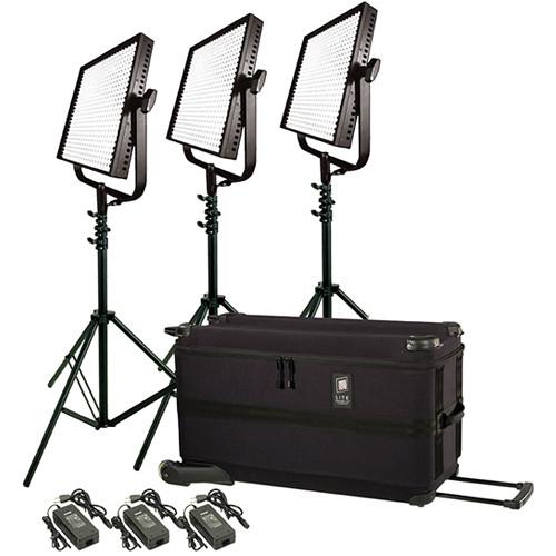 Litepanels 1x1 LS Traveler Trio Kit