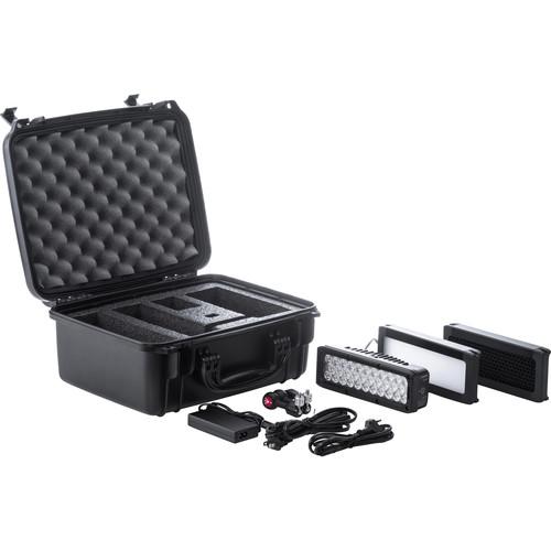 Litepanels Brick One Bi-Color On-Camera Light Kit