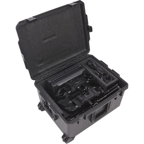 Litepanels Astra EP 1x1 Bi-Color LED Traveler Duo V-Mount Kit