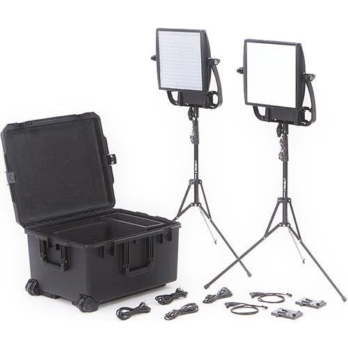 Litepanels Astra Bi-Color LED Traveler Duo Kit (V-Mount)