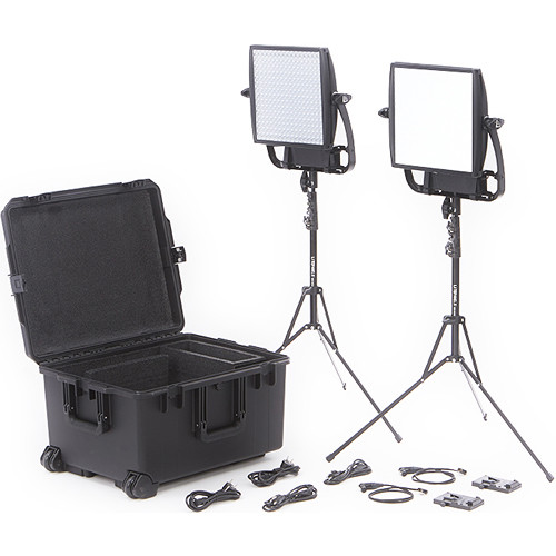 Litepanels Astra Bi-Color LED Traveler Duo Kit (V-Mount)