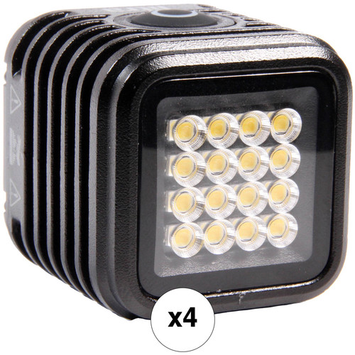LITRA LitraTorch 2.0 Photo and Video Light (4-Pack)