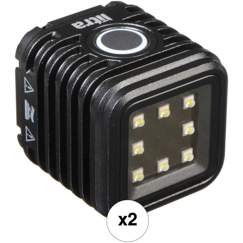 LITRA LitraTorch Photo and Video Light 2-Pack Kit