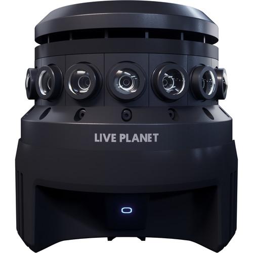 Live Planet 360 3D VR Camera