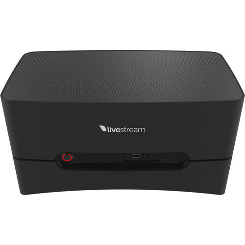Livestream Studio One UHD 4K with 2 x HDMI Inputs