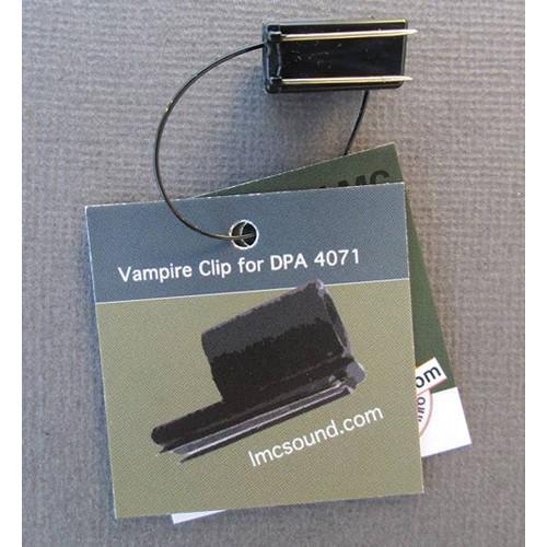 LMC Sound Vampire Clip for DPA 4061 & 4071 (Black)