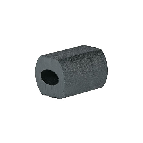 LMC Sound ISO Mount for Sanken COS-11 with WS-11 Windscreen (Black)