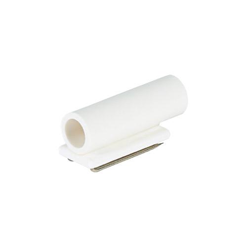 LMC Sound SANVPR-WHT Vampire Clip for Sanken COS-11 Lavalier Microphones (Long, White)