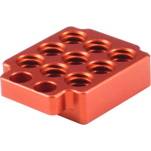 LockCircle 9-Thread Brick for 6300NY Cage (Cinnabar)