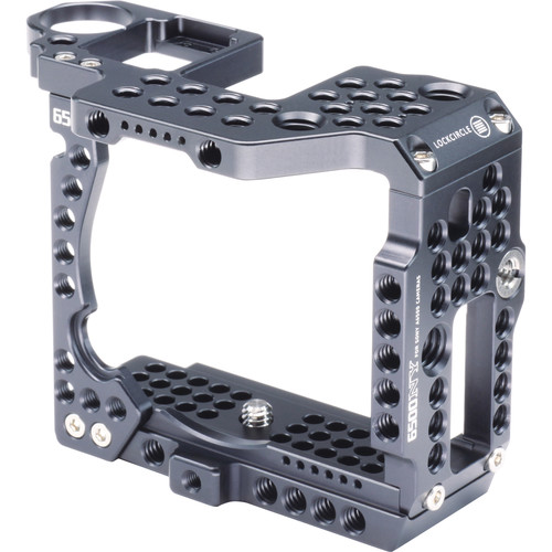 LOCKCIRCLE 6500NY Cage Kit for Sony a6300 & a6500 Cameras