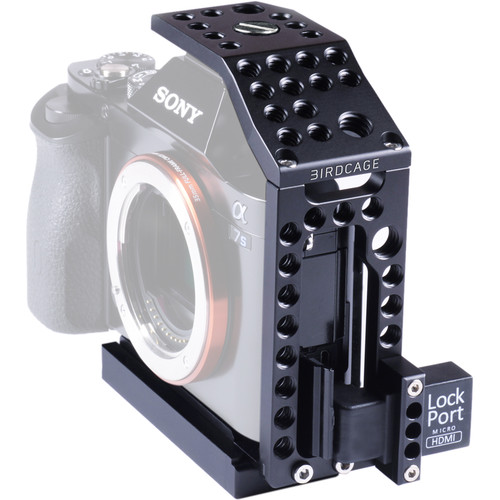 LOCKCIRCLE BirdCage A7 Kit for Sony a7 Series Cameras
