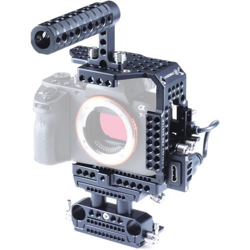 LOCKCIRCLE BirdCage a7 MK2 PRO MicroMega Bundle